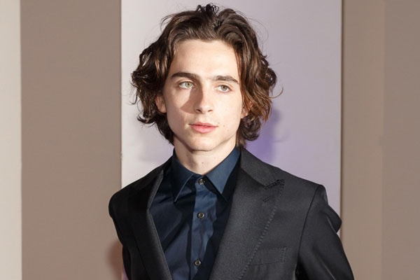 Timothée Chalamet - American Actor