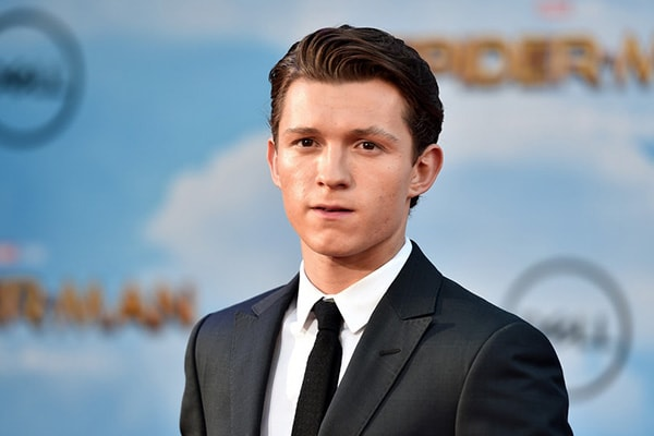 Tom Holland – English Actor