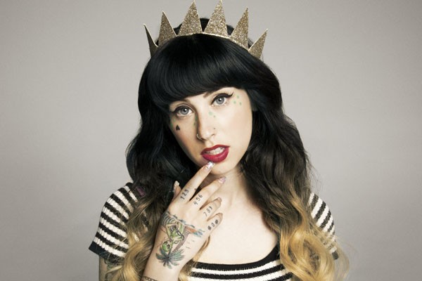 Gucci Gucci' Rapper Kreayshawn's Tattoos. For her, tattoos are like mini therapy sessions.