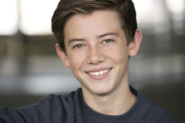 Actor Griffin Gluck net worth