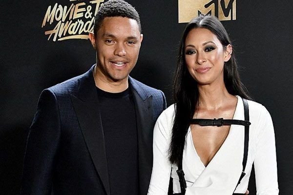 Trevor Noah broke up with Jordyn Taylor
