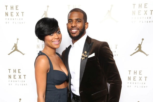 Meet Jada Crawley – Photo of Chris Paul's Wife and Mother Of His Two Children.