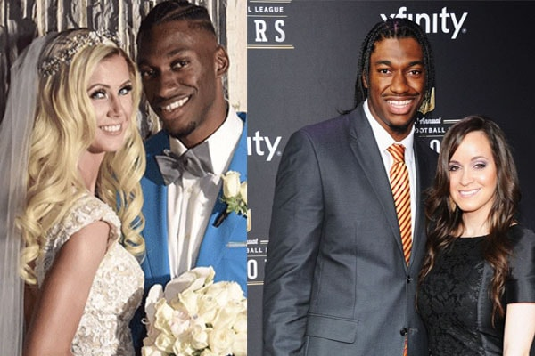 Robert Griffin III Got Married To Girlfriend Grete Sadeiko. What About His Ex-Wife Rebecca Liddicoat?