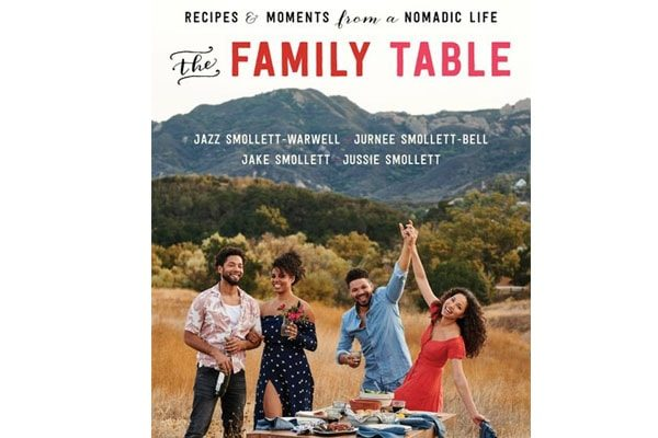 The Family Table book of Janet Smollett