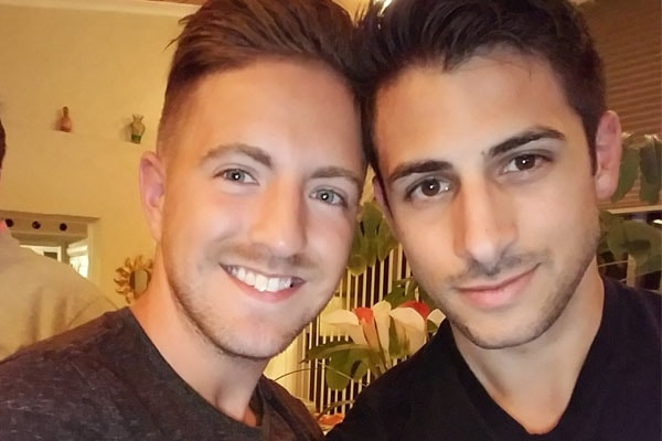 Openly Gay Billy Gilman Ready to Marry Partner Chris Meyer.  In Love for Four Years and Forever!