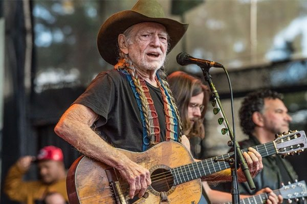 Singer Willie Nelson couldn't pay his tax bill