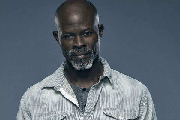 Djimon Hounsou – American Actor
