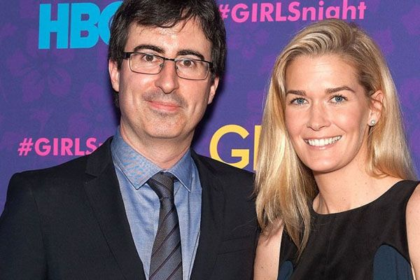 John Oliver Married To Wife Kate Norley For Eight Years With Two Kids. How Did they meet?
