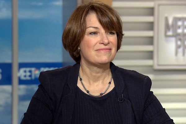 Amy Klobuchar Net Worth - Income and Earnings As A Politician