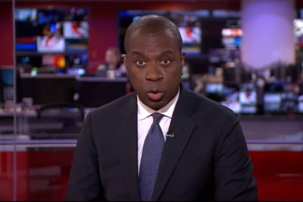 Clive Myrie – BBC Reporter