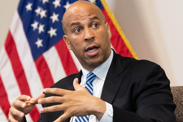 What Is Presidential Candidate Cory Booker's Net Worth?