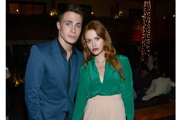 Holland Roden's ex-boyfriend Colton