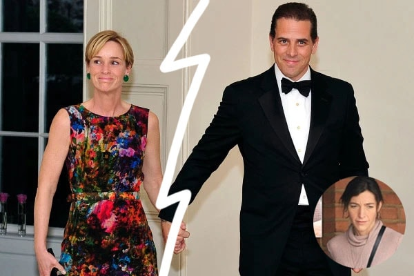 Joe Biden's Son Hunter Biden and Kathleen Biden Divorced, Was Late Beau Biden's Wife Hallie Biden The Reason?