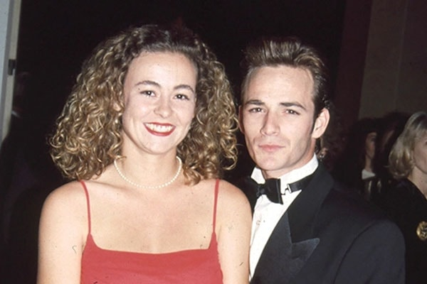 What does Luke Perry's ex-wife Rachel Minnie Sharp Do Now?