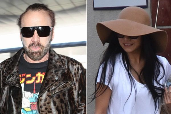 Nicolas Cage and Erika Koike divorce