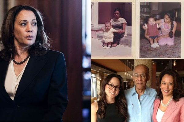 Kamala Harris has Indian-American mother and Jamaican father