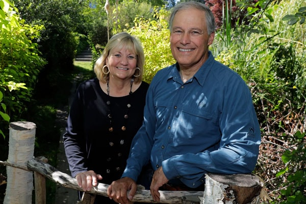 Here Is Everything You Need To Know About Jay Inslee's Wife Trudi Inslee