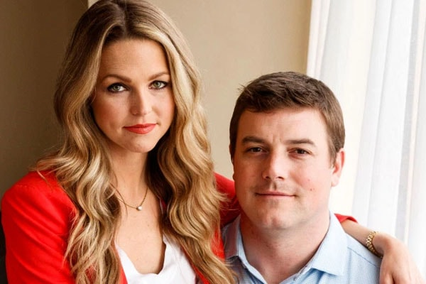 Here Is The Marital Relationship of Allie LaForce And Her Husband Joe Smith