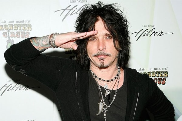 John Corabi – Hard Rock Singer and Guitarist