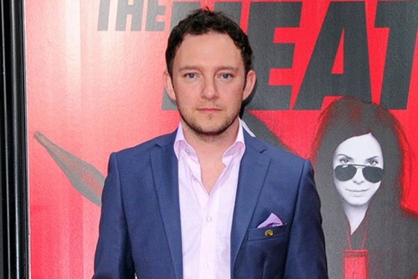 Nate Corddry – Harry's Law Star