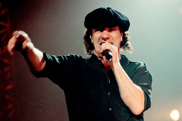 What Is AC/DC'S Brian Johnson's Net Worth? Has Got An Awesome Car Collection