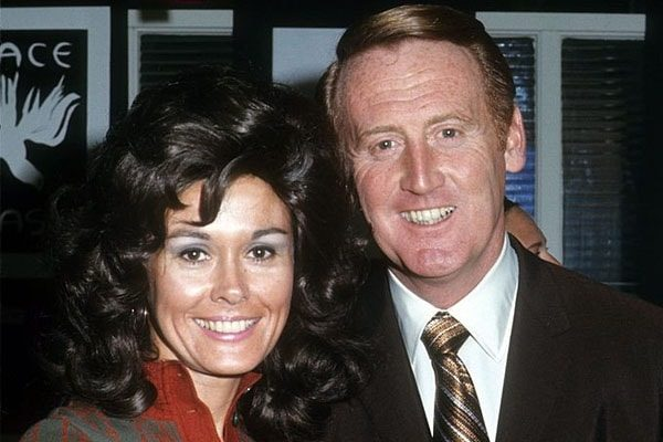 Vin Scully's wife