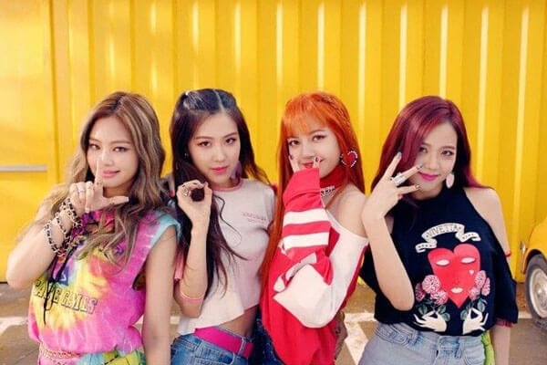 Facts to Know About Hit K-Pop Four Member Girl Group 'Blackpink'