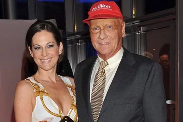 Who Is Niki Lauda's Wife Birgit Wetzinger?