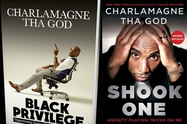 Charlamagne Tha God's two books