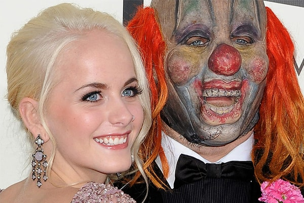 Slipknot's Shawn 'Clown' Crahan's 22 year old daughter, Gabrielle Crahan Is No More! RIP Gabrielle.