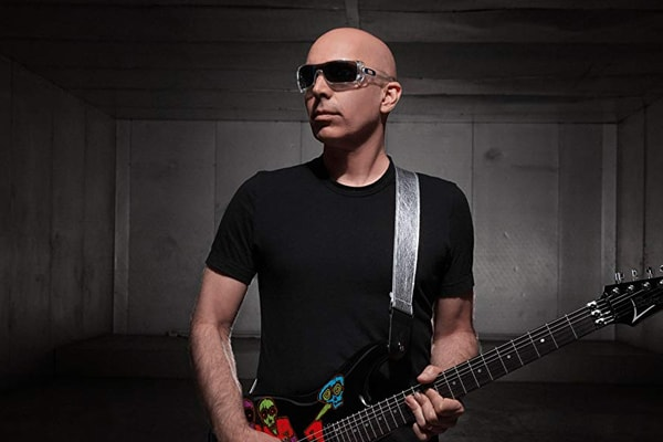 Who Is Joe Satriani's Wife Rubina Satriani? The Pair Have Been Married Since 1981.