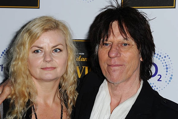 Know All About Sandra Cash, Jeff Beck's Wife With Whom He Has Been Married Since 2005