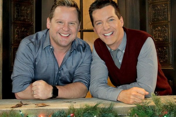 Sean Hayes and Scott Icenogle Married