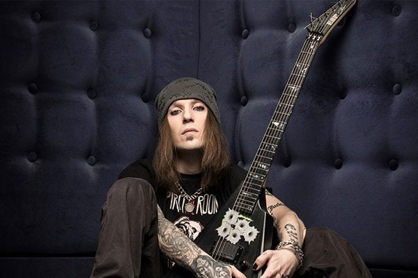 Vocalist and Guitarist Alexi Laiho