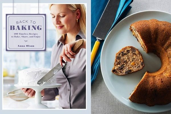 Anna Olson's Book, Back to Baking