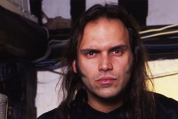 English musician and vocalist Blaze Bayley