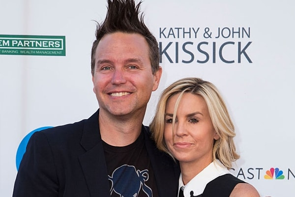 Learn All About Mark Hoppus' Wife Skye Everly