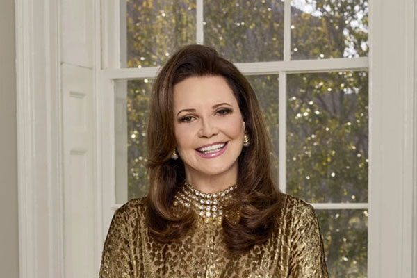 reality TV personality, socialite and art collector Patricia Altschul