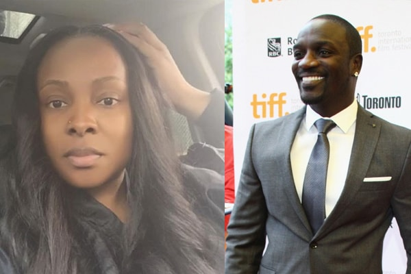 Know All About Singer Akon's Wife Tomeka Thiam