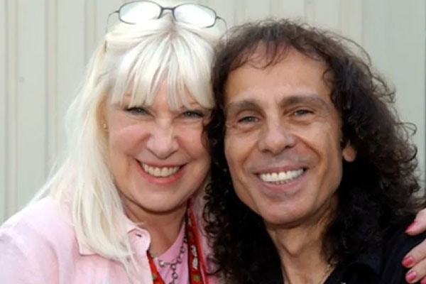 Where Is Ronnie James Dio's Wife Wendy Dio Now?