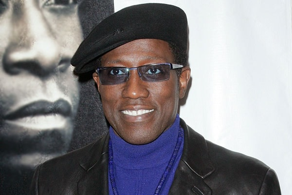 Who Is Wesley Snipes' Ex-wife April Dubois? Were Married For Five Years