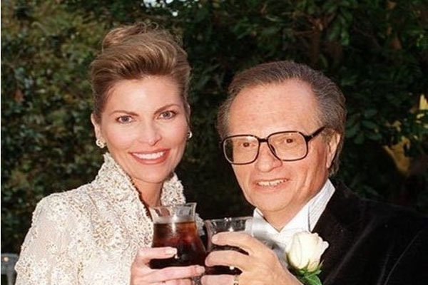 Meet Alene Akins - One Of Larry King's Seven Wives. Has Already Passed Away