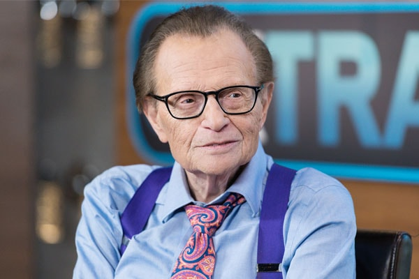 Larry King Net Worth - How Much Was He Earning In His Peak?