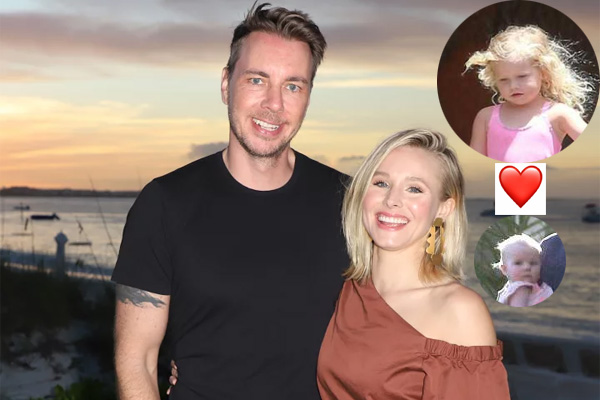 Meet Kristen Bell's Children That She Had With Husband Dax Shepard