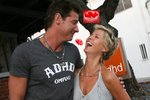 Love Life Of Ty Pennington And Andrea Bock. Why Aren't They Married Yet?
