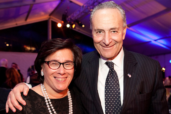 Here Are Some Facts About Chuck Schumer's Wife Iris Weinshall