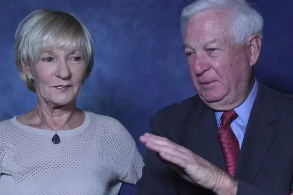 Billy Raftery and Joan Raftery's relationship