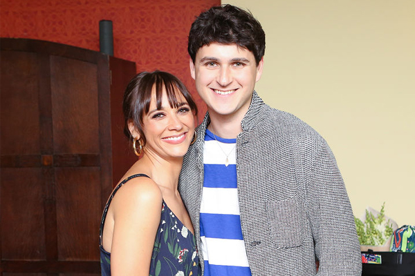 Look Into The Relationship Of Ezra Koenig And Rashida Jones