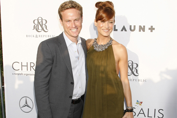 Why Did It All End In A Divorce For Kate Walsh and Alex Young?