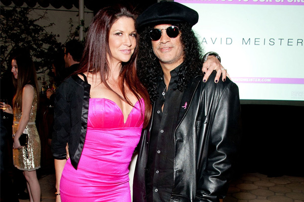 Meet Perla Ferrar aka Perla Hudson, Slash's Ex-Wife. Why Did They Divorce After 15+ Years Of Marriage?